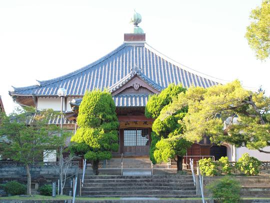 南島原市有家町の称名寺